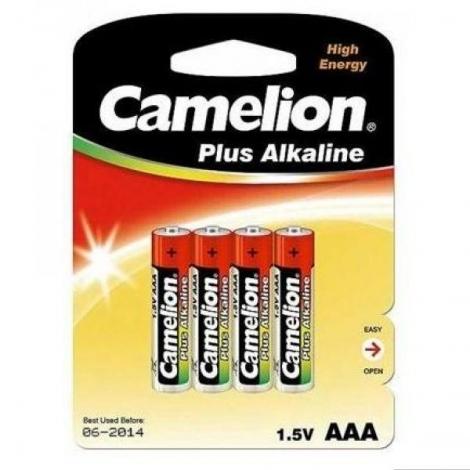 батарейка Camellionr, 1,5 V, марганцево-цинковые, R06, AAA