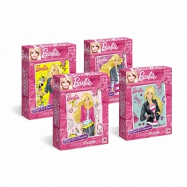 Barbie.Мини-пазл.54A.00255