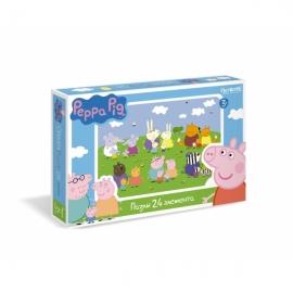 Peppa Pig.Пазл.24A.01570