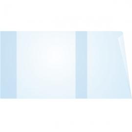 Обложка для учебников универсальная, ПВХ 110 мк, 455x233