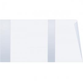 Обложка для школьного журнала универсальная плотная ПВХ 200мкм, 305*475