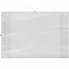 Обложка ПВХ 120 мкм для учебников младших классов  (230мм*360мм)