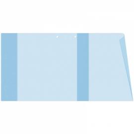 Обложка для учебников универсальная, ПВХ 100мкм, 233*455, цветная