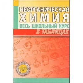 НЕОРГАНИЧЕСКАЯ ХИМИЯ 6-е изд Весь школьный курс в таблицах и схемах