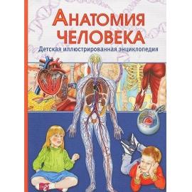 Анатомия человека.Детская иллюстрированная энциклопедия